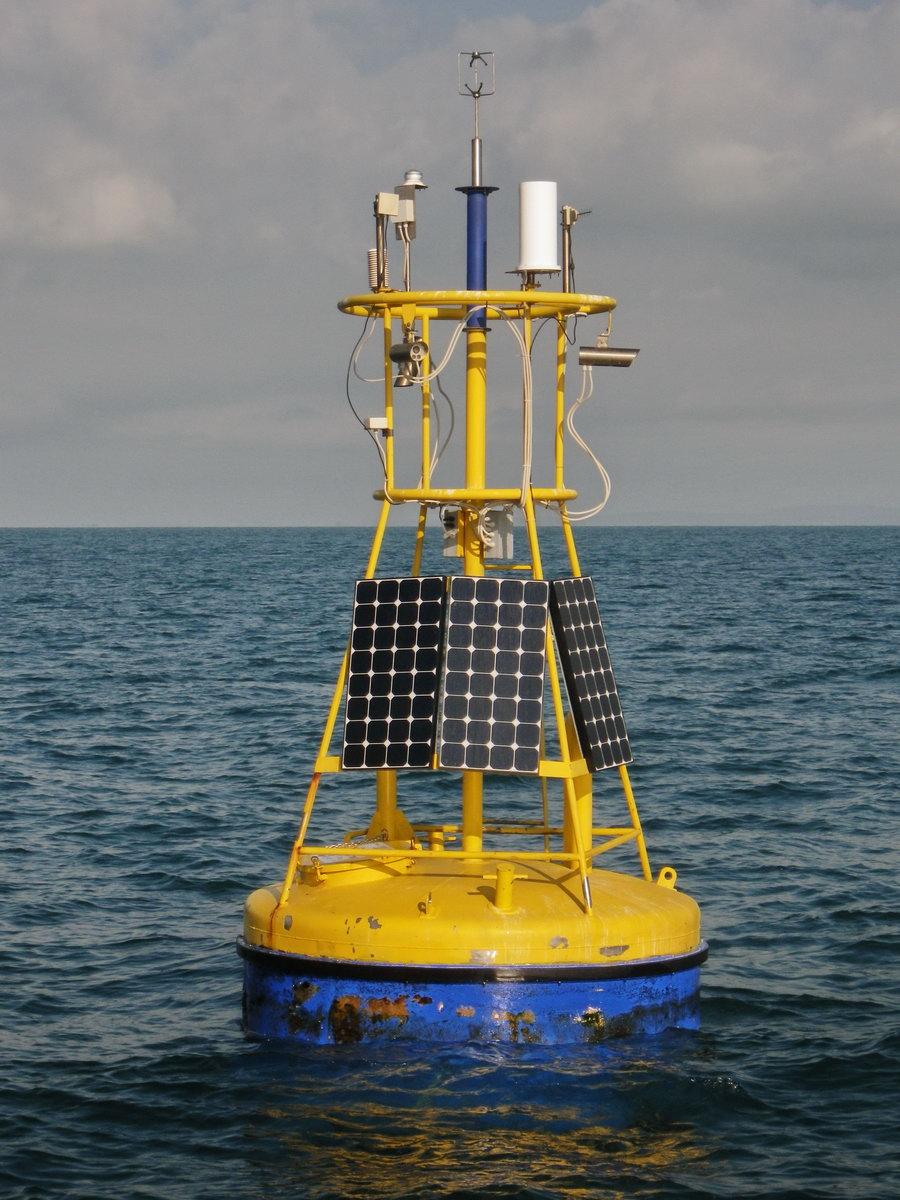 real time data from the oceanographic buoy vida nib mbs eurogoos