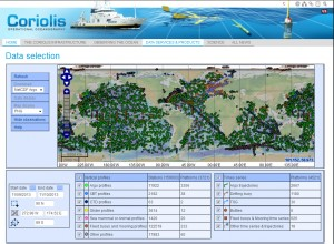 Coriolis-view-data