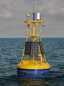 Oceanographic buoy Vida 1