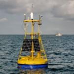 Oceanographic buoy Vida 4