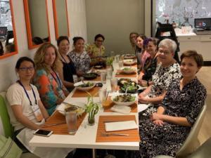 OceanObs'19 side event Breaking Waves, Breaking Barriers meeting of the organizing committee and the speakers