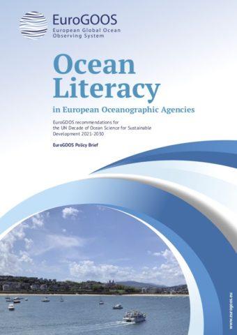 Ocean Literacy in European Oceanographic Agencies